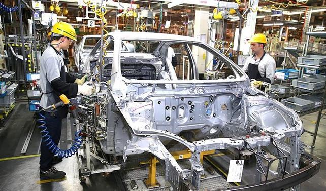 Otomotiv ihracatı ilk yarıda yüzde 22 arttı
