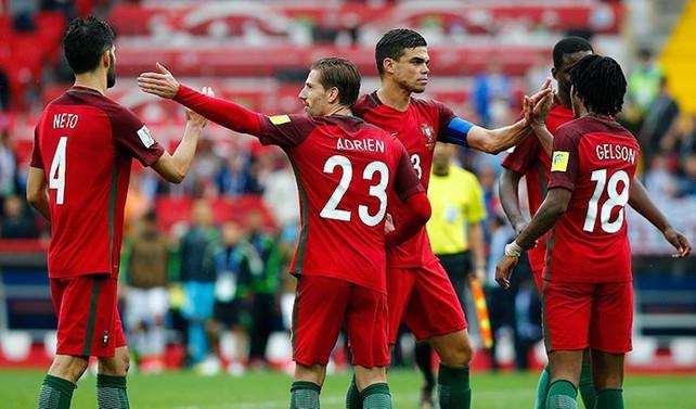 Konfederasyonlar Kupası'nda 3. Portekiz