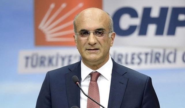 CHP Genel Başkan Yardımcısı hastaneye kaldırıldı