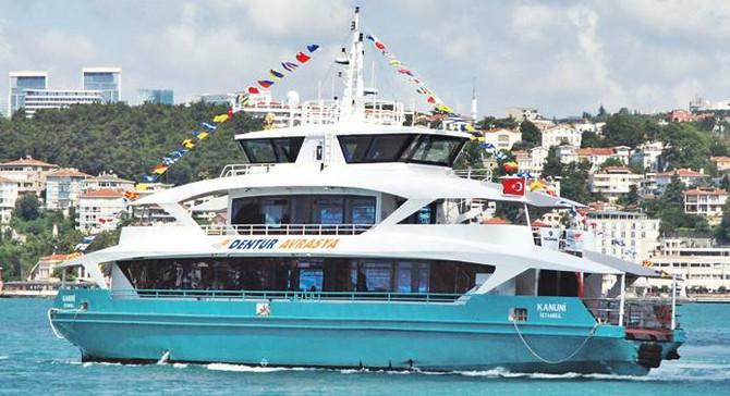 Dentur, Scania deniz motorlarını seçti