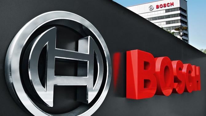 Bosch'un insansız akıllı araçları 2023'te yola çıkıyor