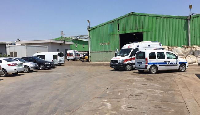 Adana'da iş kazası: 3 ölü, 3 yaralı
