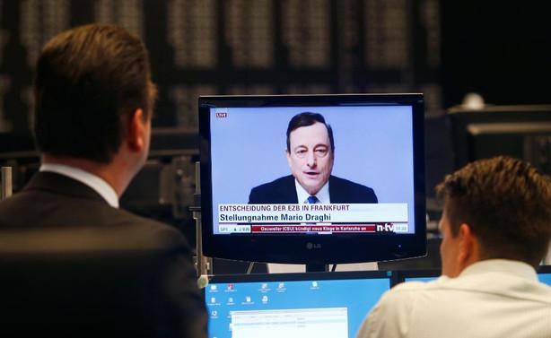 Draghi: İstediğimiz son şey finansal şartlarda sıkılaşma