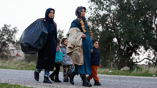 Valilikten Suriyelilere seyahat düzenlemesi