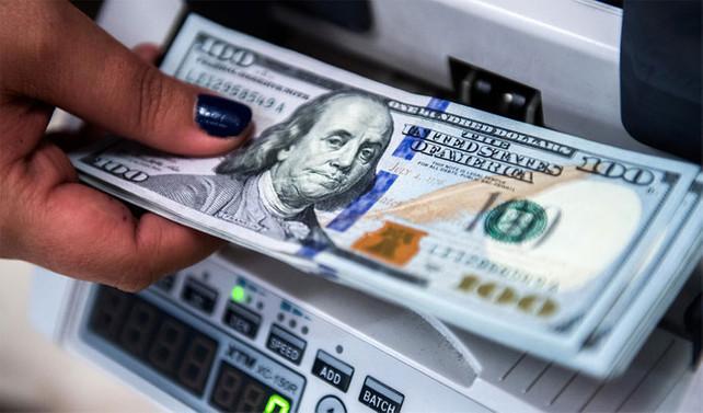 Dolar yatay açıldı