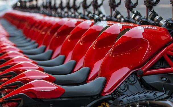Devler Ducati için yarışıyor