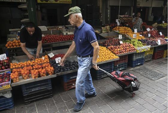 IMF'den Yunanistan'a 1,8 milyar dolarlık kredi onayı