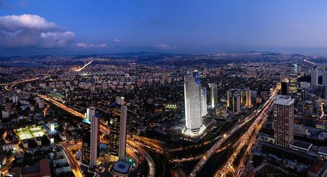 İstanbul'un ofisleri 5 bölgede toplandı