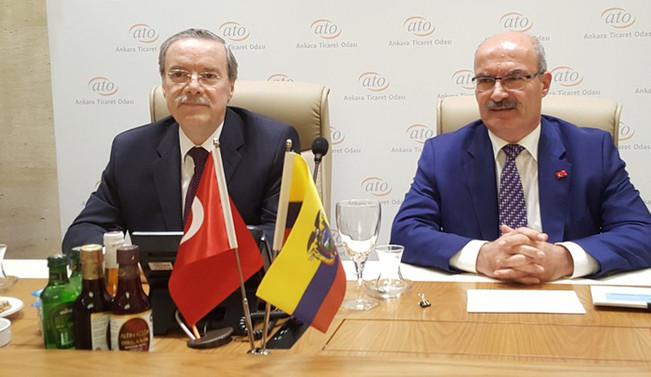 Ekvator'dan Türk şirketlerine i̇nşaat ve altyapı çağrısı
