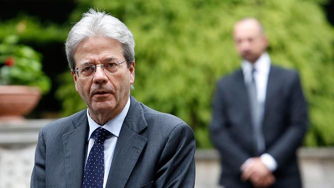 İtalya'dan Avrupa'ya 'göçmen' tepkisi