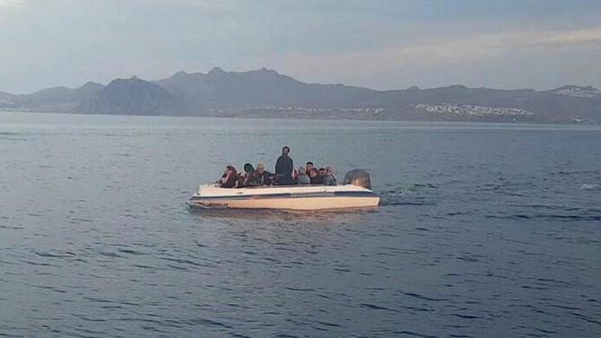Bir haftada 346 yabancı uyruklu yakalandı