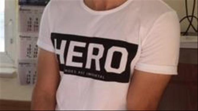 'Hero' tişörtü giyen 3 kişi gözaltında