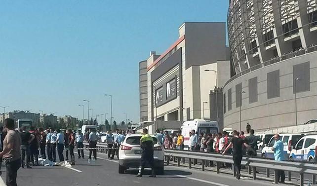 İstanbul'da yunus ekibi kaza yaptı: 2 şehit