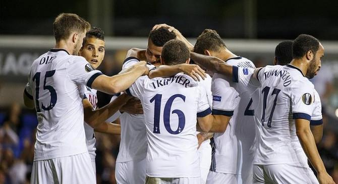 Tottenham, PSG'yi 4-2 mağlup etti