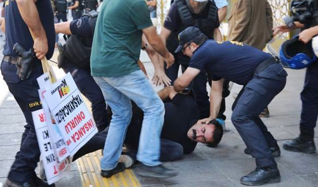 Ankara'da 43 gözaltı