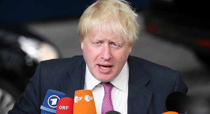 İngiliz bakandan Katar'a destek