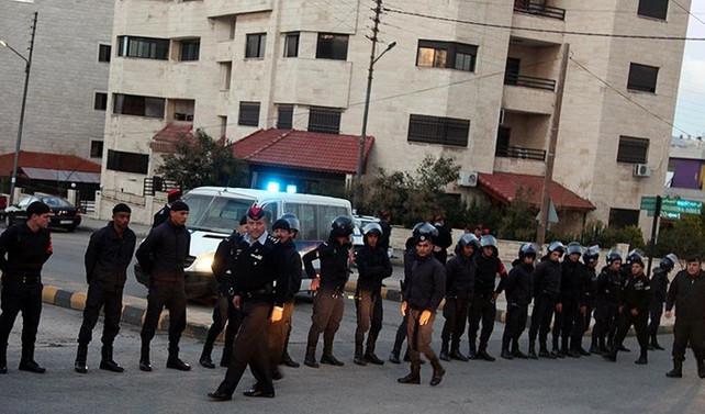 Ürdün'de İsrail Büyükelçiliği'ne saldırı