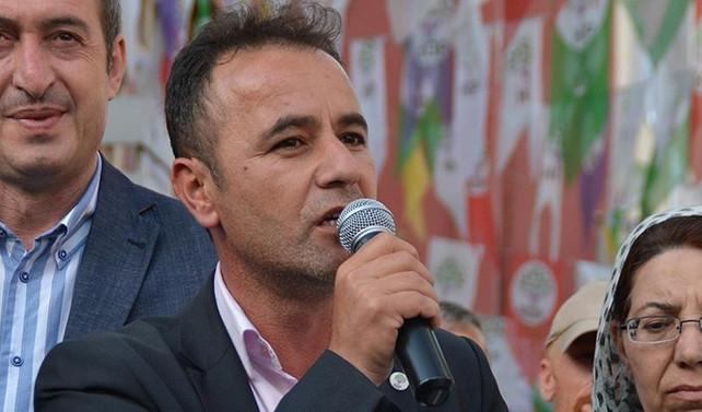 HDP Siirt il başkanı tutuklandı