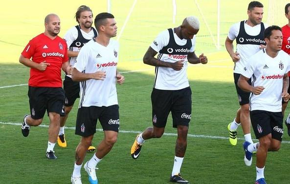 'Beşiktaş'ta olmak benim için bir şans'