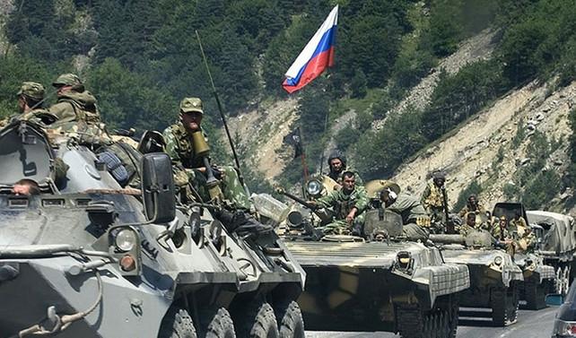 'Rusya sınırımıza asker kaydırıyor'