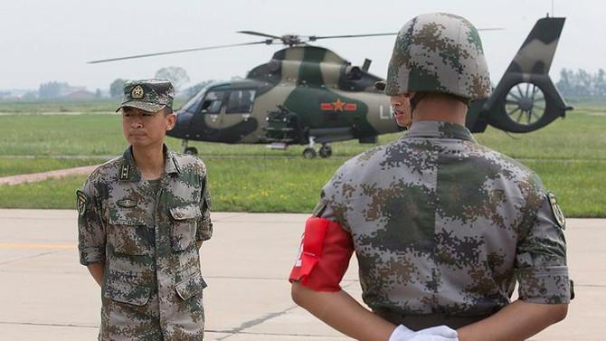 Çin ordusundan Hindistan'a sınır uyarısı