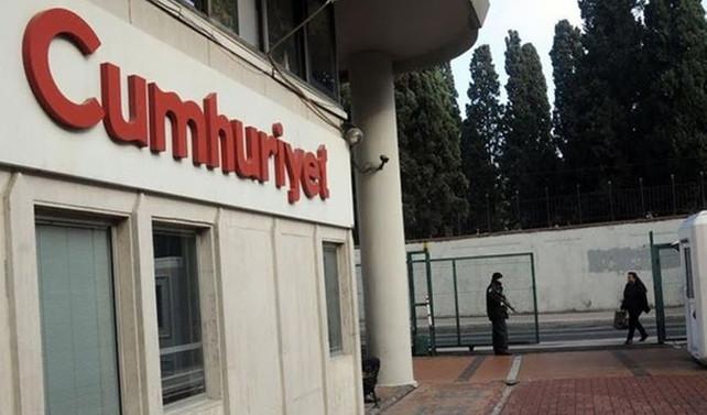'Cumhuriyet Gazetesi' duruşması bugün başladı