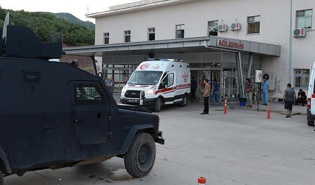 Siirt'te terör saldırısı: 1 şehit