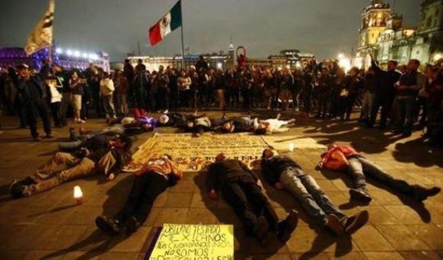 Meksika'da şiddet artıyor