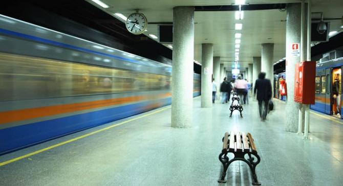 Yenikapı-Havalimanı metro seferleri durdu