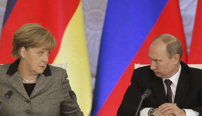 Almanya, Rusya'ya yeni yaptırım istiyor