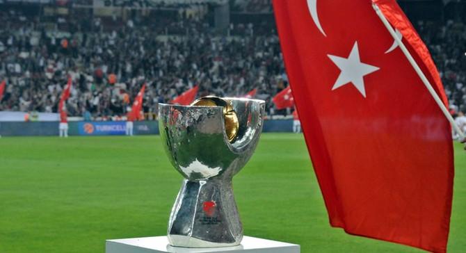 Turkcell Süper Kupa maçının saati belli oldu