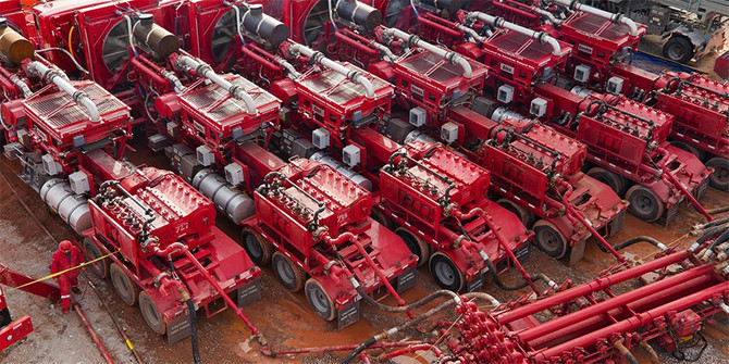 Halliburton'ın ikinci çeyrek geliri arttı