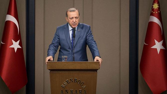 Erdoğan'dan  'Mehmet Görmez' açıklaması