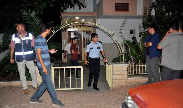 Antalya'da evde patlama: 3 yaralı