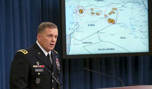 Pentagon'dan PYD  isim değişikliği açıklaması