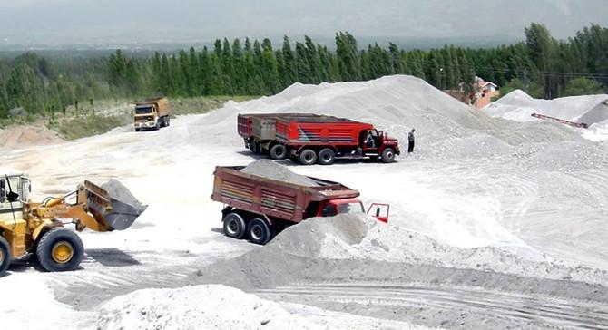 Erper Madencilik, yıllık 500 bin ton perlit imal ediyor