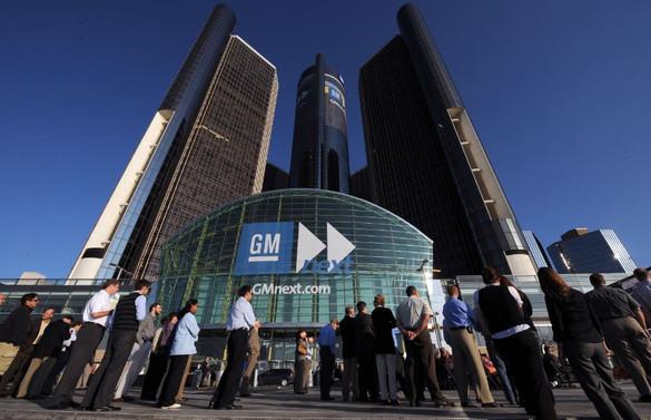 General Motors'un kârı beklentileri aştı