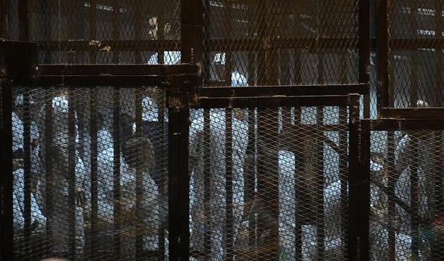 Mısır'da 43 sanığa müebbet hapis