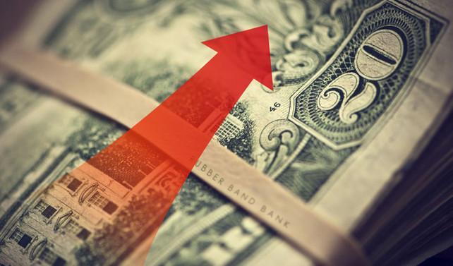 Dolar, Fed öncesi yatay