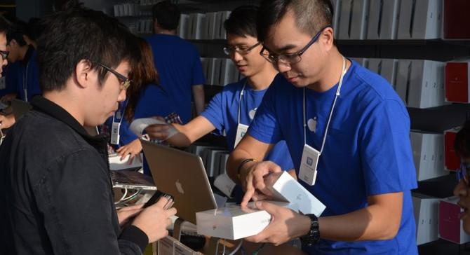 Apple Çin'de kaybetti