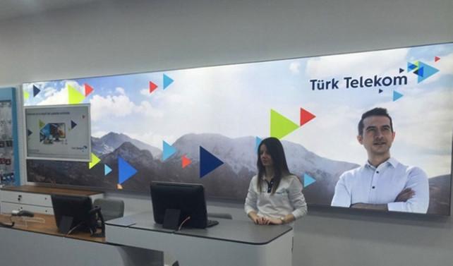 Türk Telekom'dan 890 milyon lira net kâr