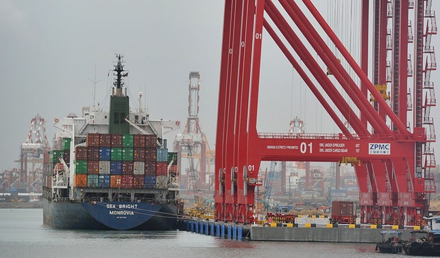 Çin'in liman yatırımı Sri Lanka'da greve neden oldu