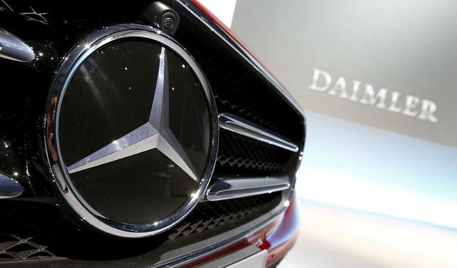 Daimler'in kârı yüzde 15 arttı