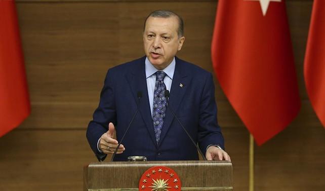 Erdoğan: Yardımcı doçentlik kalksın