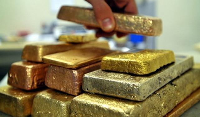 Türkiye altın rezervini artırdı