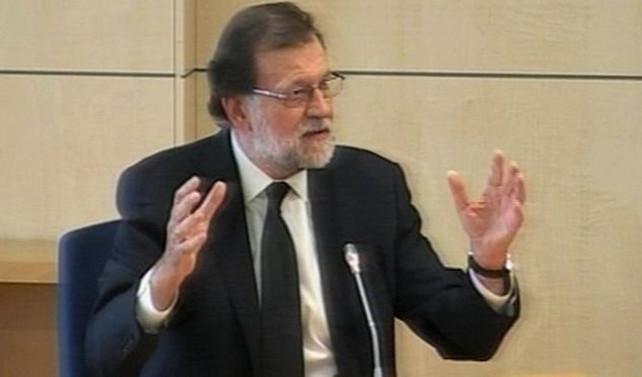İspanya başbakanı ifade verdi