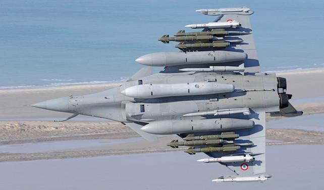 Mısır, 2 adet savaş uçağı teslim aldı