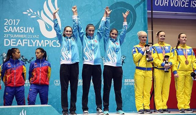 Türkiye, karatede 12 madalya kazandı