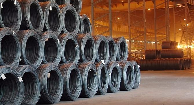 AKİB'in demir ve çelik ihracatı arttı