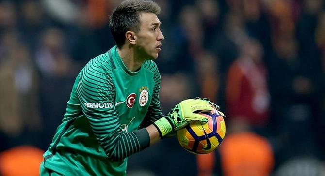 Galatasaray'dan Muslera açıklaması